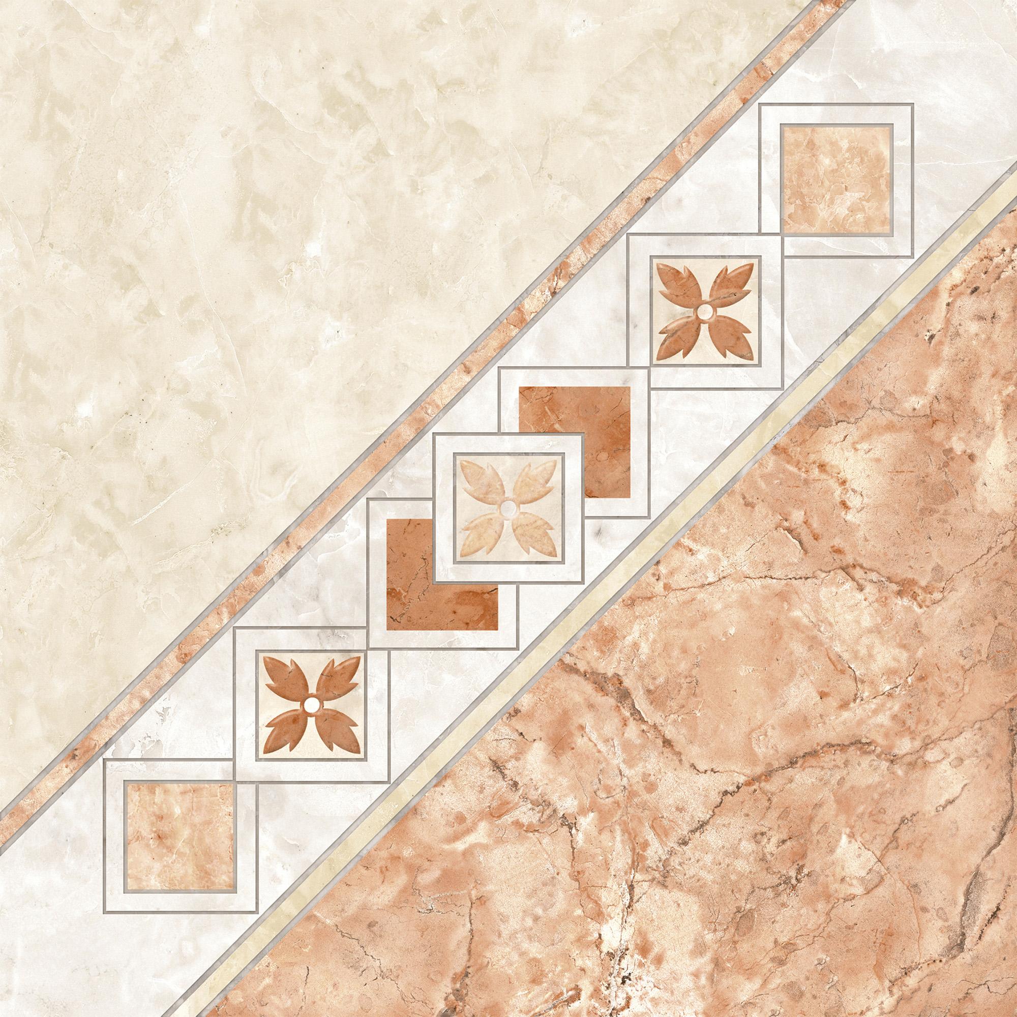 Tile 20x20 Cer Lotus BG